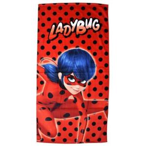 Πετσέτα Θαλάσσης Ladybug (ML62052-1)