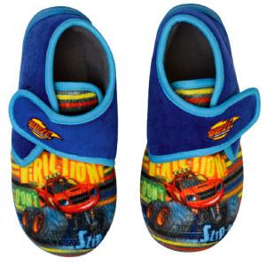 Παπουτσάκι (Παντοφλάκι) Blaze Nickelodeon (Μπλε) (Κωδ.200.149.069)