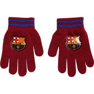 Γάντια Πλεκτά Barcelona (Κόκκινο) (Κωδ.200.90.014)