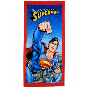 Πετσέτα Θαλάσσης Superman (Κωδ.200.206.018)