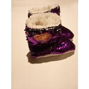 Παντόφλες  Μποτάκι Rapunzel πούλιες WD12360