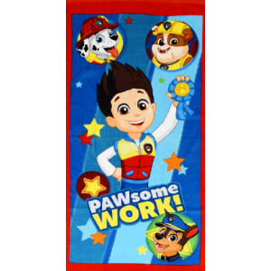 Πετσέτα Θαλάσσης Paw Patrol Nickelodeon (Κωδ.200.506.013)