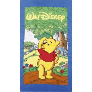 Πετσέτα Θαλάσσης Winnie the pooh (Κωδ.621.206.011)