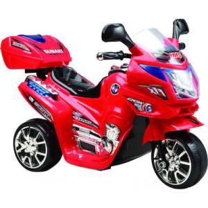 Moni, Ηλεκτροκίνητη Μηχανή, C051 Red, 6V 3800146251703, narlis.gr