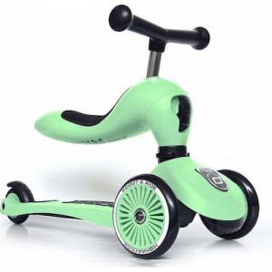Scoot and Ride Ποδήλατο Ισορροπίας & Πατίνι 2 σε 1 HighWayKick 1,Kiwi, narlis.rg