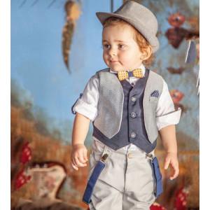 Ολοκληρωμένο σετ βάπτισης αγόρι Carousel 103.287.320  narlis.gr