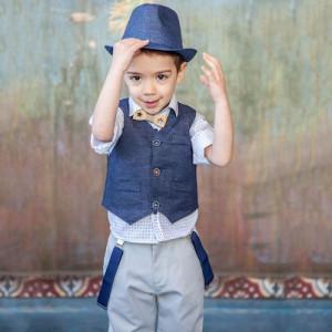 Ολοκληρωμένο σετ βάπτισης αγόρι Carousel 264.167.320.  narlis.gr