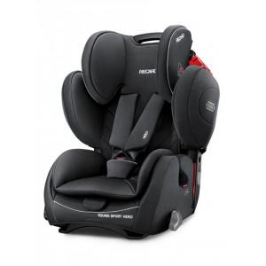 Παιδικό κάθισμα αυτοκινήτου Recaro Young Sport Hero Performance Black