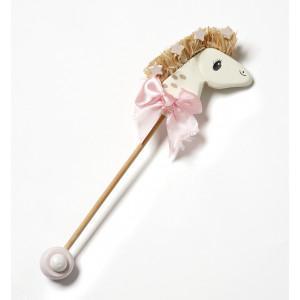 Αλογάκι στικ ροζ 826078