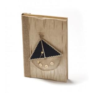 Ευχολόγιο ξύλινο με καράβι 14742000-3200
