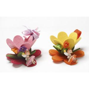 Τσόχινο λουλούδι με νεραιδούλα 808145
