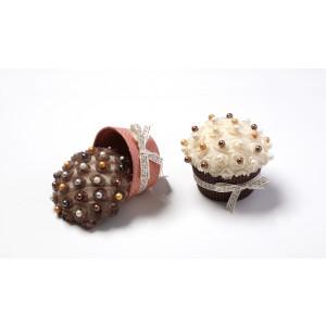 Cupcaks υφασμάτινη μπιζουτιέρα 1311225