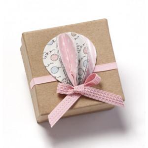 Χάρτινο κουτί με αερόστατο 1396155