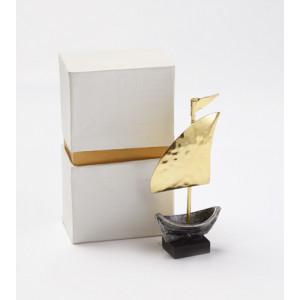 Χρυσό κασσίτερος καράβι 741165