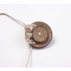 Διακοσμητικό κουμπάκι 1453035-058